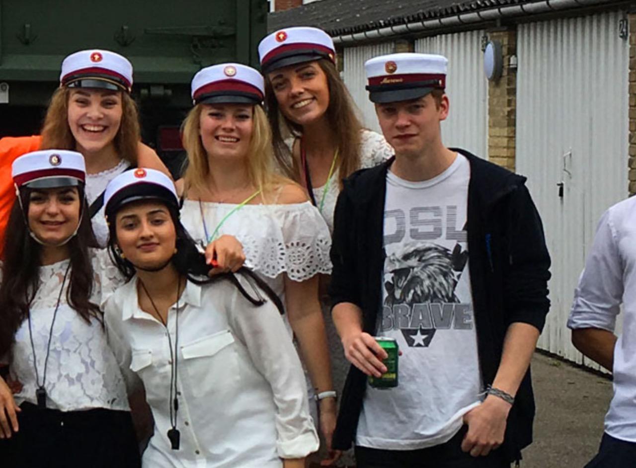 Student- og festkørsel i Hillerød
